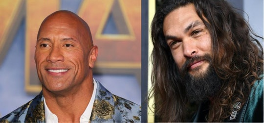 Jason Momoa is best known as his role in 2018's 'Aquaman'. Dwayne Johnson will play DC Comics' 'Black Adam' in an upcoming movie.