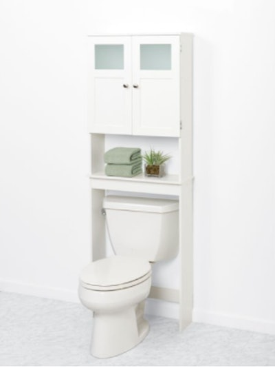 Over The Toilet Bathroom Storage Space Saver