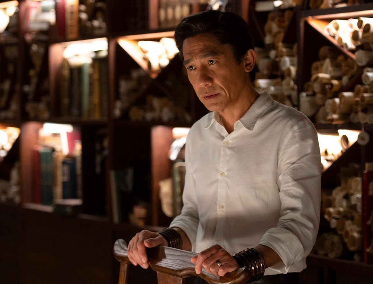 Tony Leung in Shang-Chi & The Legend of the Ten Rings
