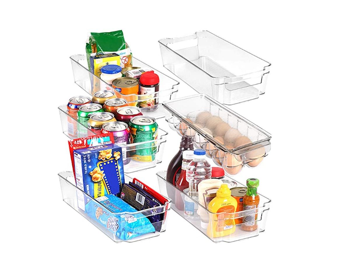 Utopia Home Pantry Organizers (6-Piece)