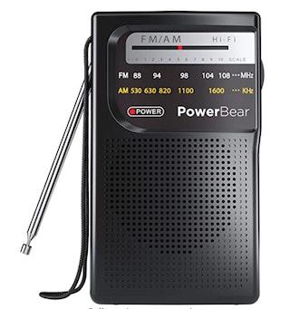 PowerBear Portable Radio
