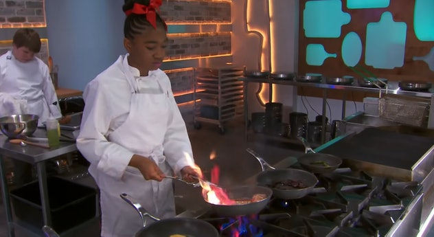 'Top Chef Jr.' features young chefs between the ages of 9 to 14.