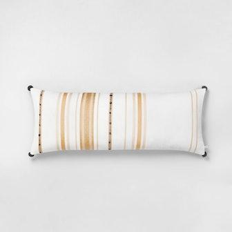 Oversize Lumbar Pillow