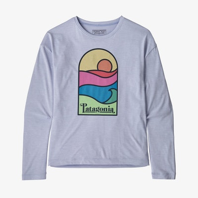 Long-Sleeved Capilene Cool Daily T-Shirt