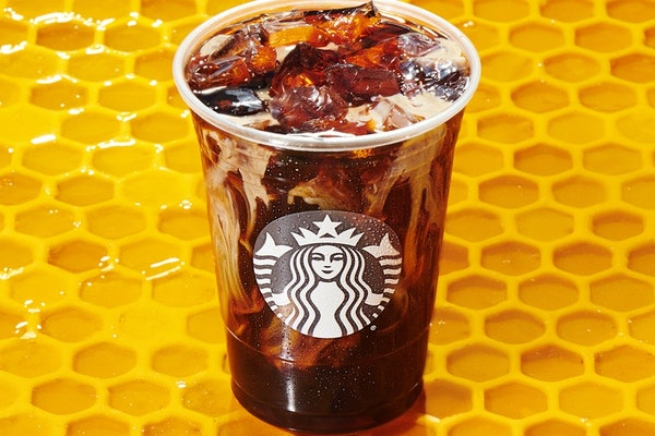 Here's how to order a Honey Bee Cold Brew at Starbucks with a few simple steps.