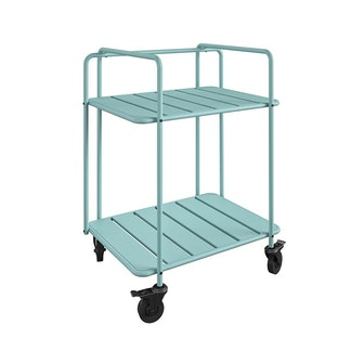 Novogratz xo SJP Collection: Penelope Indoor/Outdoor Cart