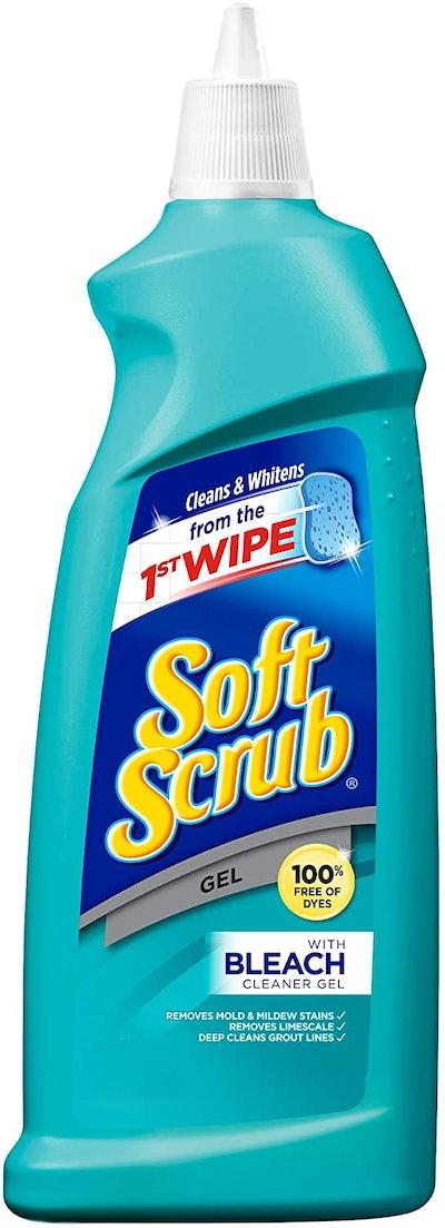 Soft Scrub With Bleach Cleaner Gel, 28.6 Oz.