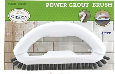 Crown Choice Grout Cleaner Brush