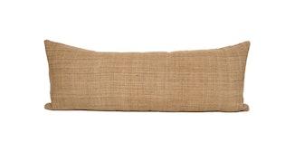 Hmong Extra Long Lumbar Pillow Cover, 14x34