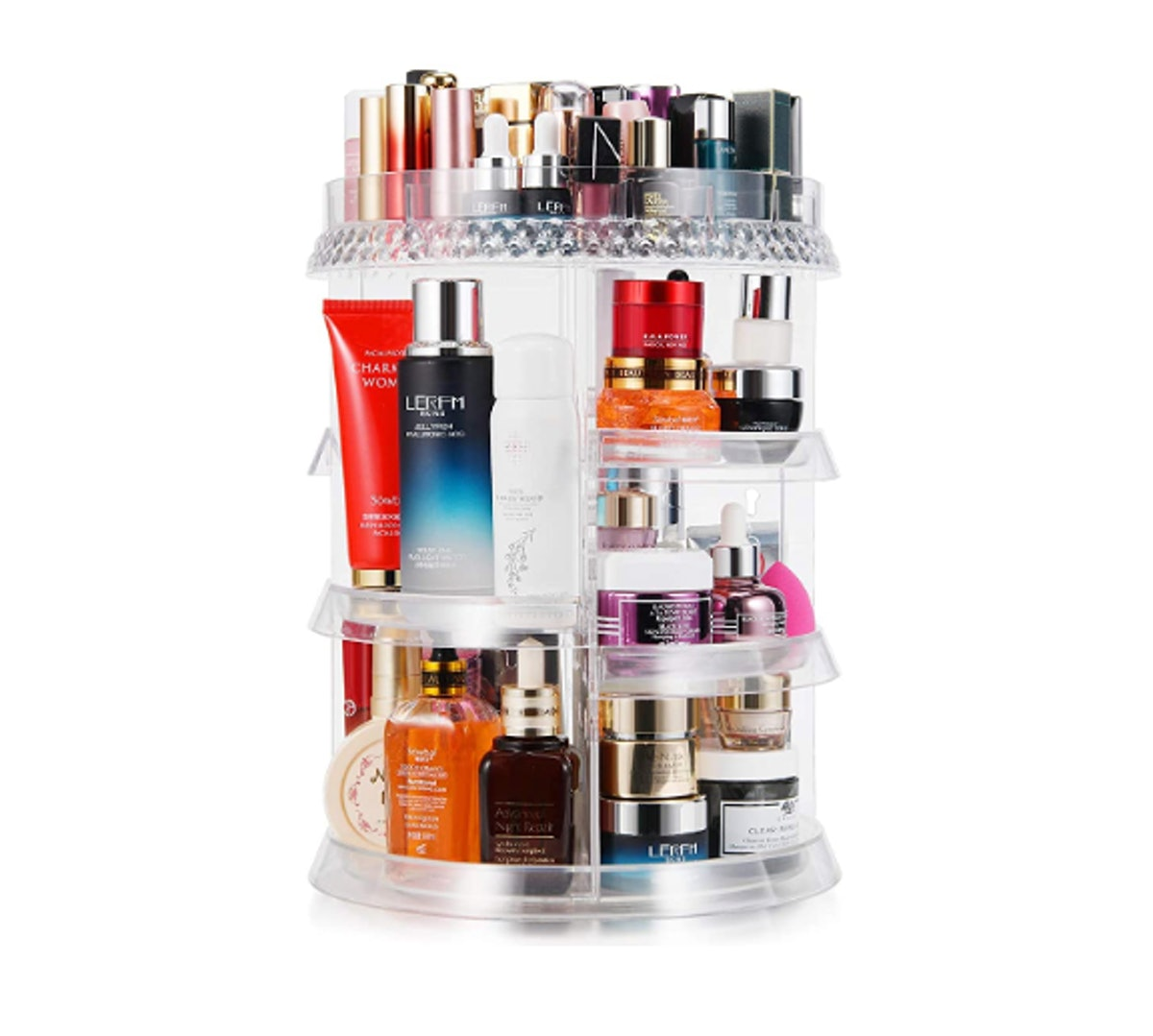 Miserwe Makeup Organizer