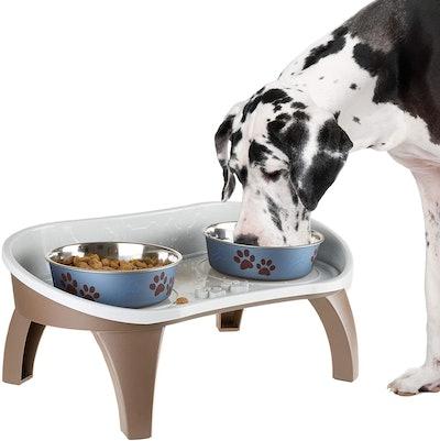 PETMAKER Non-Skid Pet Bowl Tray