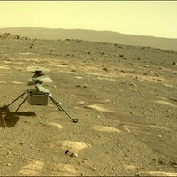 "NASA: Mars helicopter brings us into ""the third dimension"""