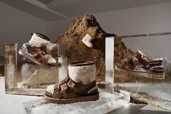 Ugg x Feng Chen Wang Ugg boot-sandal