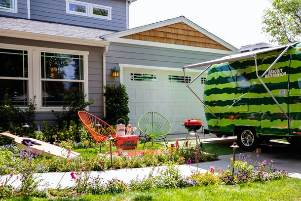 Here's how to enter the Absolut Watermelon Fresh Escape contest for a chance at a decked out RV.