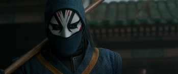 Shang-Chi Legend of the Ten Rings Death Dealer