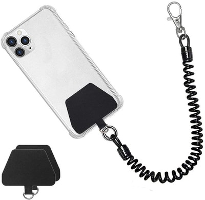 Doormoon Phone Lanyard Tether With Patch