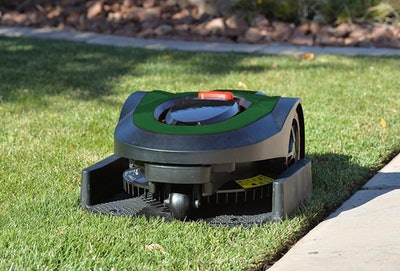 MoRow Fully Autonomous Robotic Lawn Mower
