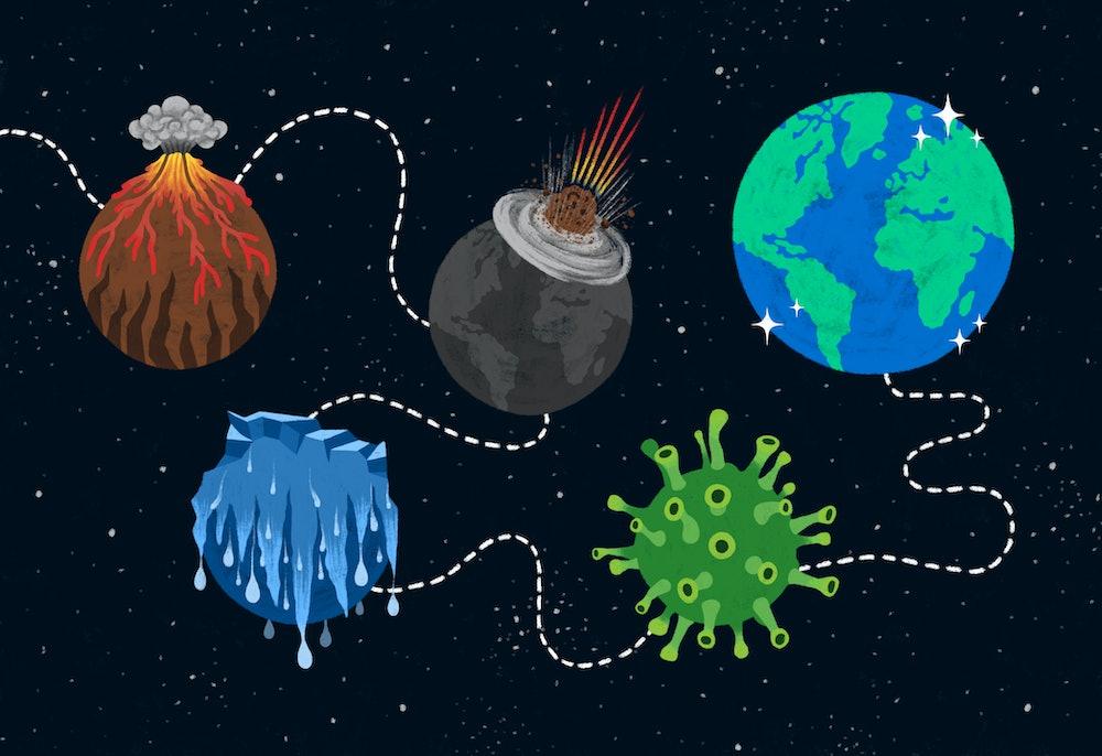 future earth 2121