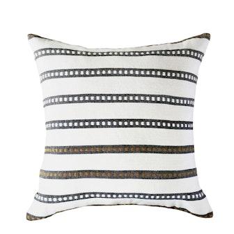 Kombolcha Pillow Cover, Natural