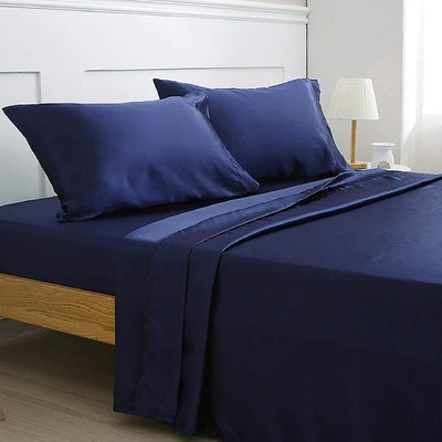 Vonty Satin Sheet Set
