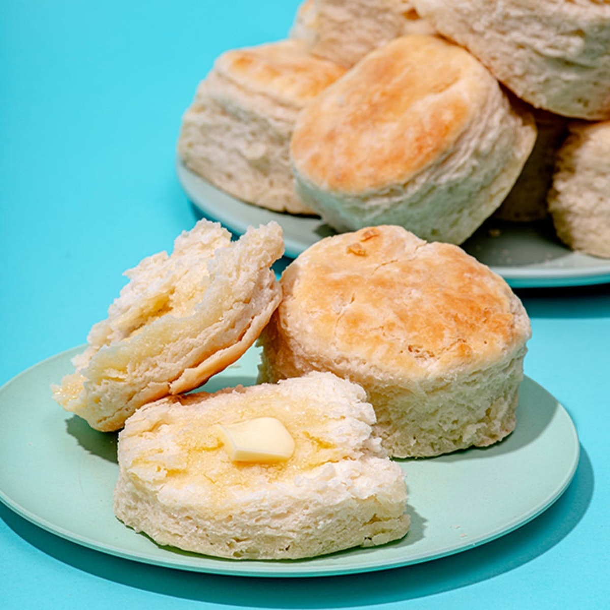 Buttermilk Biscuits with the Fixins'