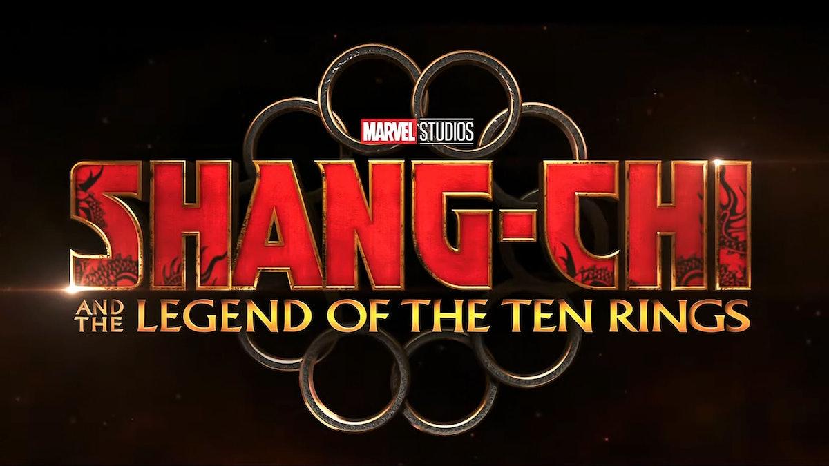 Official Shang-Chi Logo