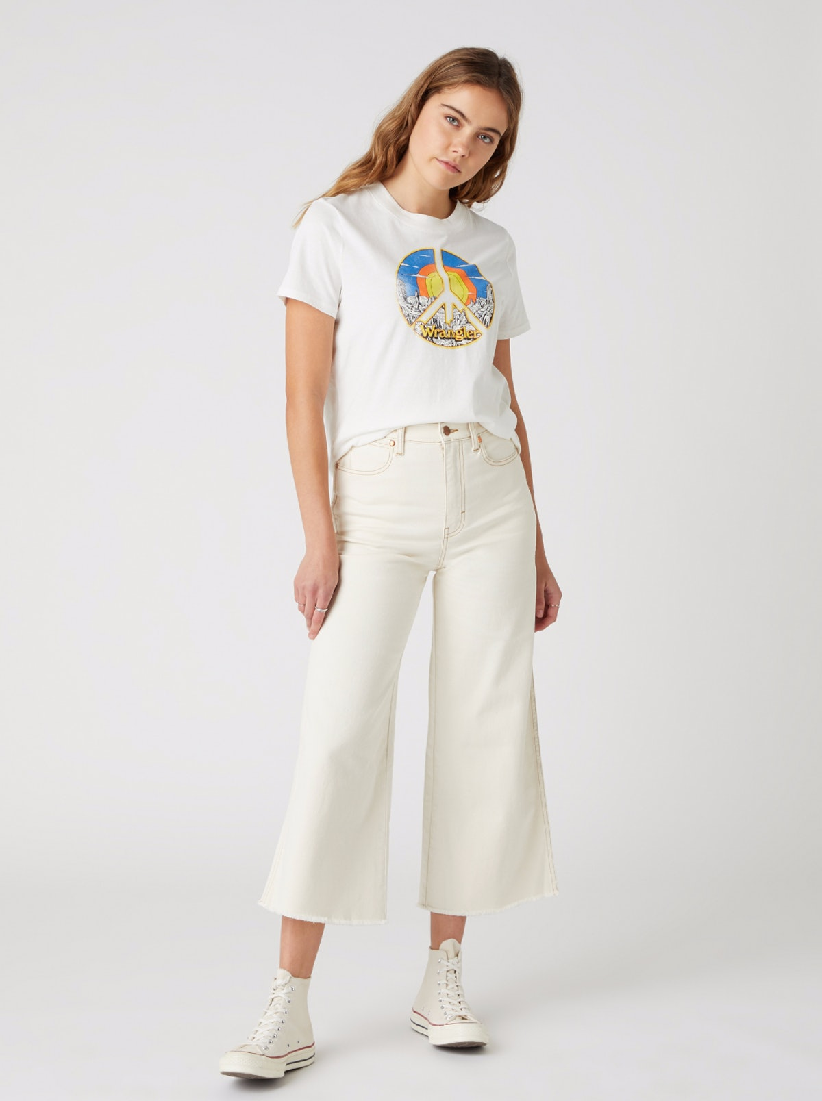 662 Crop Jeans