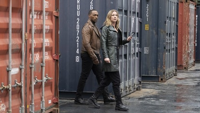 Sharon might be keeping secrets on 'The Falcon and the Winter Soldier.' Photo via Marvel