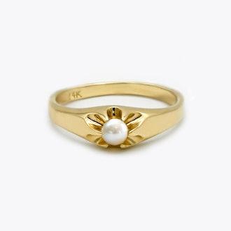 Pearl Jane Ring