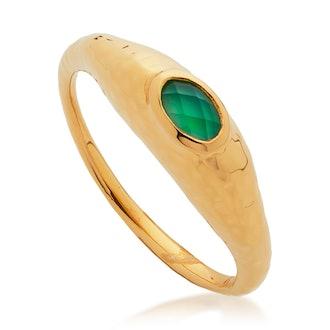 Deia Gemstone Ring