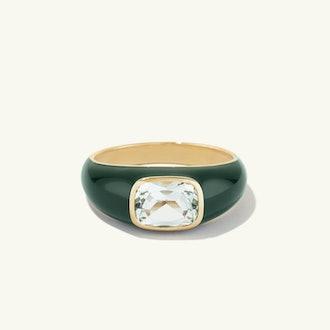 Monochrome Dôme Ring