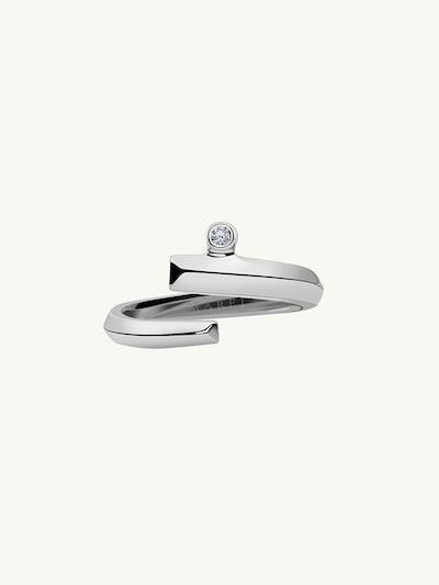 Pythia Coil Diamond Ring