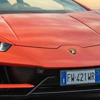 Watch this Lamborghini be controlled with Amazon Alexa