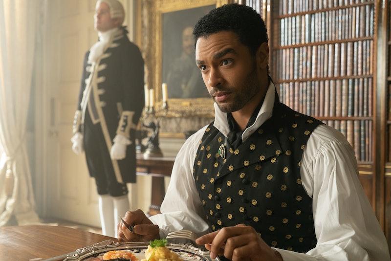 Everyone's favorite duke, Regé-Jean Page, will not be appearing in Season 2 of 'Bridgerton.' Photo via Netflix
