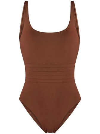 Asia Low-Back One-Piece