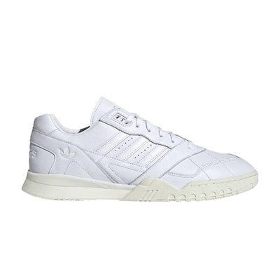 A.R. Trainer Recon Leather 'Triple White'