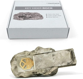 New Design Hide-A-Spare-Key Fake Rock