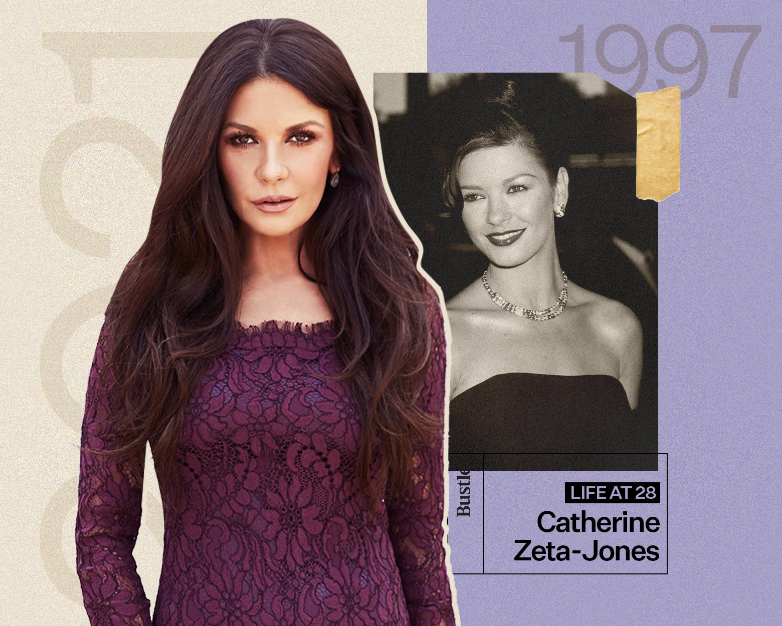 Catherine Zeta-Jones On 'Zorro' & Meeting Husband Michael Douglas At 28
