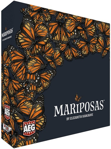 Board game design for Mariposas
