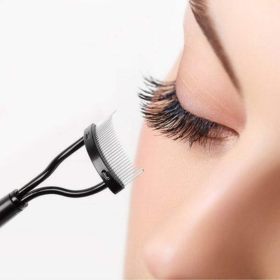 MSQ Eyelash Comb Mascara Applicator & Eyebrow Brush