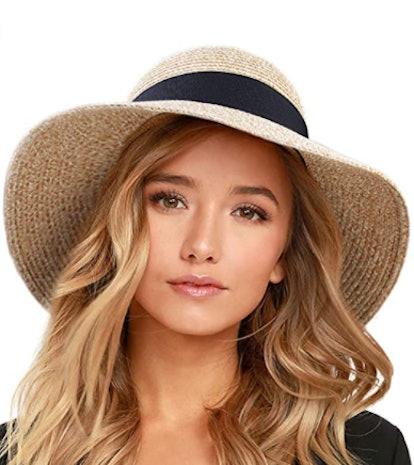 FURTALK Straw Hat