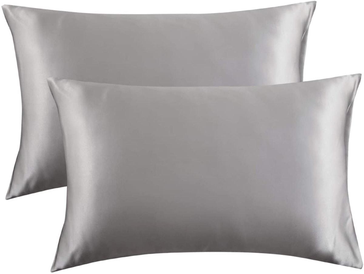 Bedsure Satin Pillowcases for Hair and Skin