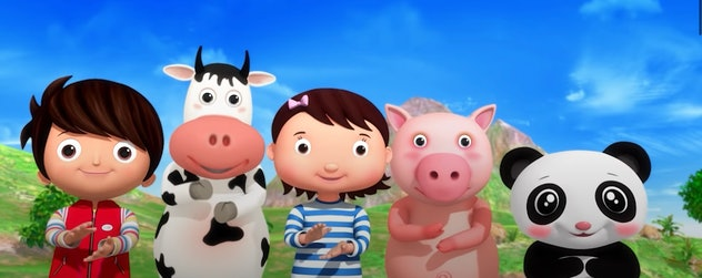 'Little Baby Bum' YouTube channel has amassed more than 30 billion views.