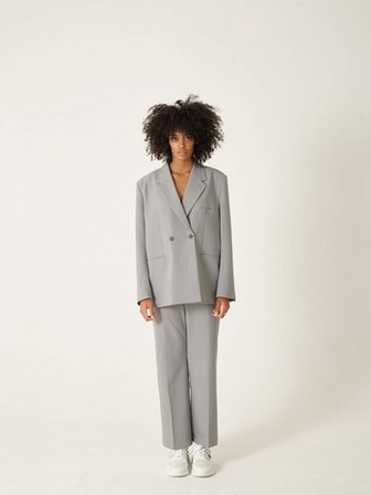 CL Faded Blue Suit Set