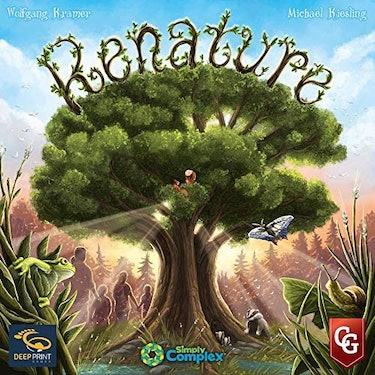 Board game design for Renature
