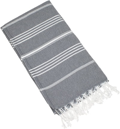 "Exclusive District Turkish Bath Towel (38""x70"")"