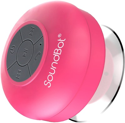 SoundBot Waterproof Bluetooth 3.0 Speaker