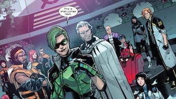 Marvel Comics Abigail Brand SWORD WandaVision Secret Invasion