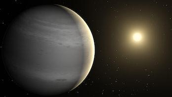 Kepler 38-b, a gas giant planet in orbit around Kepler 38