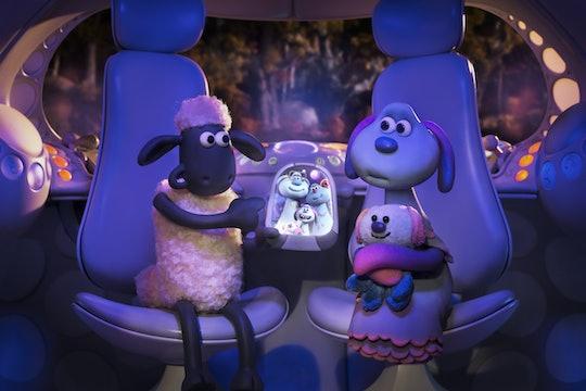 'A Shaun the Sheep Movie: Farmageddon' is nominated for an Academy Award.